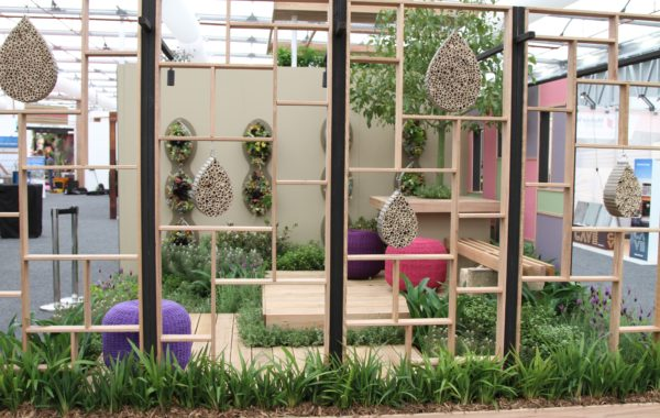 Pollination Show Garden At Grand Designs Live